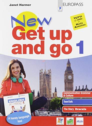 Get up and go. Per le Scuole superiori. Volume 1. [Lingua inglese]: Vol. 1