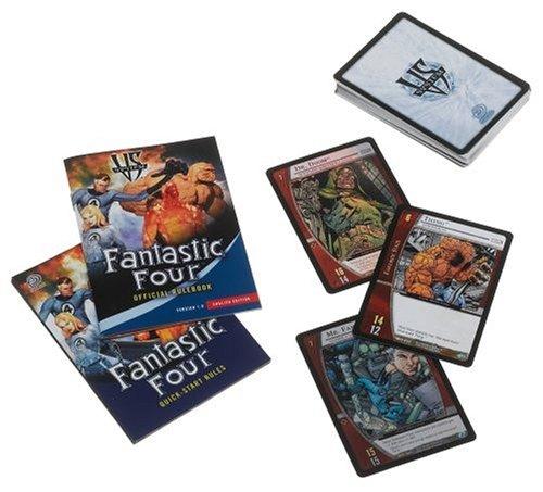 Upper Deck Marvel TCG : Fantastic Four 2 Player Starter
