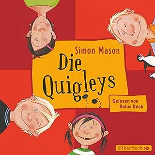 Die Quigleys (Die Quigleys 1) Titelbild