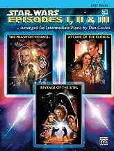 Star Wars: Episodes I, II & III: Easy Piano Solo