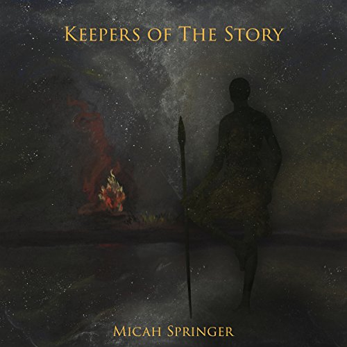 Keepers of the Story audiobook cover art
