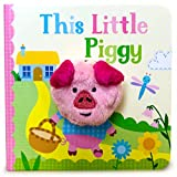 This Little Piggy (Finger Puppet Book) (Finger Puppet Board Book)