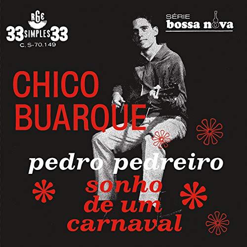 Chico Buarque de Hollanda, Compacto Pedro Pedreiro - Sonho de Um Carnaval [Disco de Vinil]