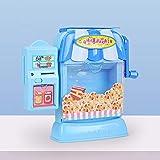 Lihgfw Kinderspielzeugspielhaus Simulation Popcorn Maschine ist, als Kinder Geschenke Old Kinder über 3 Jahren genutzt Werden können Spielen Weihnachten, Geburtstag Geschenke (Color : Blau)