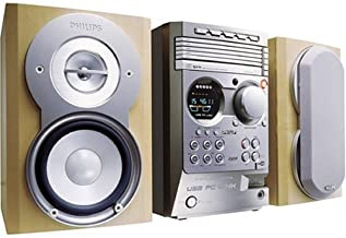 Philips MCM530 150-Watt Micro Shelf System with 5-Disc CD/MP3 Changer and Digital AM/FM Tuner (Discontinued by Manufacturer)