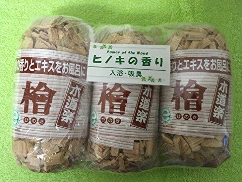 ヒノキの香 3個パック