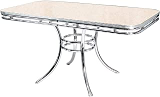 Bel Air Multistore 2002 Table de salle à manger Blanc antique