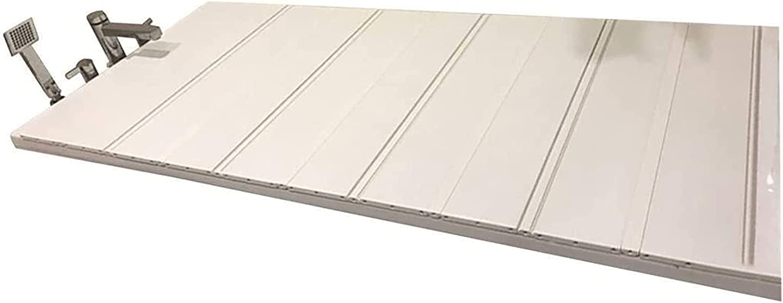 Great interest Lieber Lighting Bathtub Cover Dust Board Brand new Anti-dust
