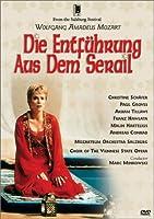 Die Entfuhrung Aus Dem Serail [DVD]