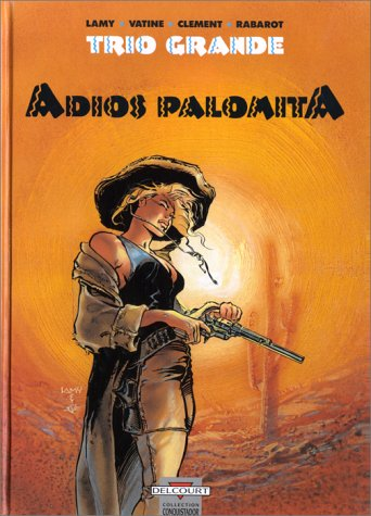 Trio Grande adios Palomita