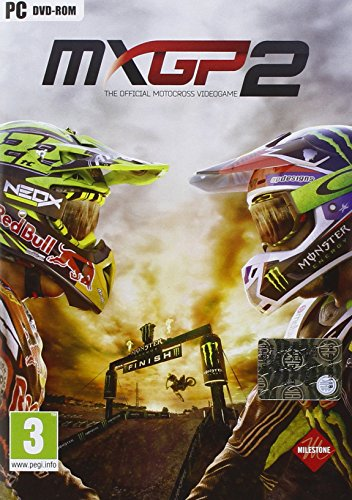 Publisher Minori Sw Pc 1014887 MXGP2:The Official Motocr.