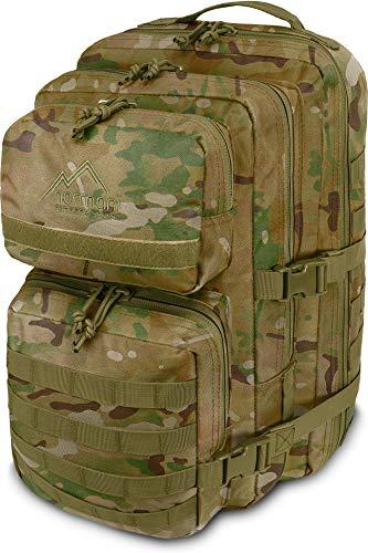 normani US Assault Pack Large Rucksack ca. 50 Liter Farbe Multitarn