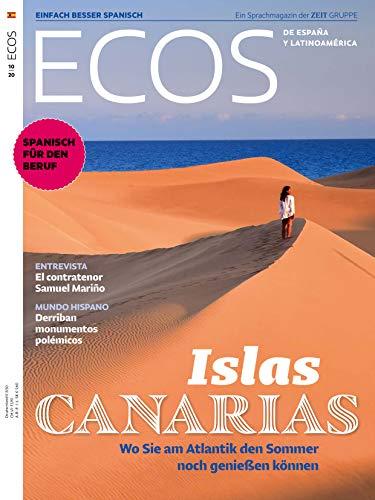 """Ecos - Spanisch lernen 10/2020 \""""Islas Canarias\"""""""