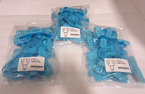 Defend Dental Disposable Impression Tray (36 Pieces) (3, #3 medium upper)