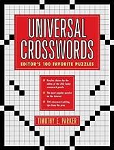 Best universal crossword timothy parker Reviews