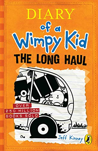Diary of a Wimpy Kid: The Long Haul (Book 9) (English Edition)
