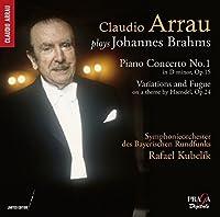 Claudio Arrau plays Johannes Brahms by Claudio Arrau