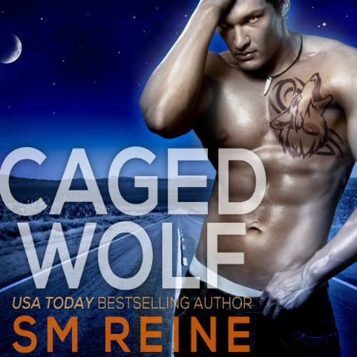Caged Wolf: A Paranormal Romance  cover art