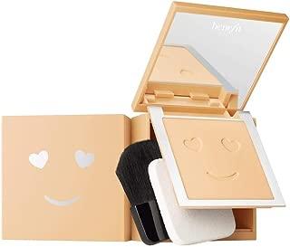 BENEFIT COSMETICS Hello Happy Velvet Powder Foundation Shade 2 Light Warm