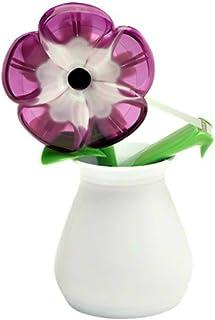 Scotch Magic Tape Dispenser (Purple Flower)