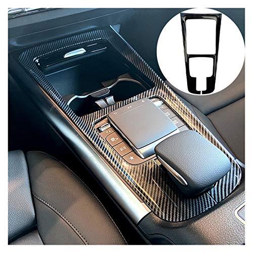 furong Auto Aufkleber Center Console Water Becher Halter Panelabdeckung Trim Panel Rahmen Fit für Mercedes Benz B Klasse GLA GLB W247 x247 H247 2020+