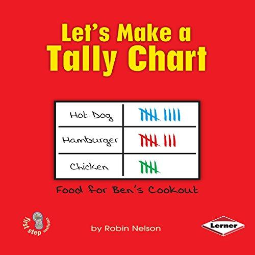 Let's Make a Tally Chart copertina