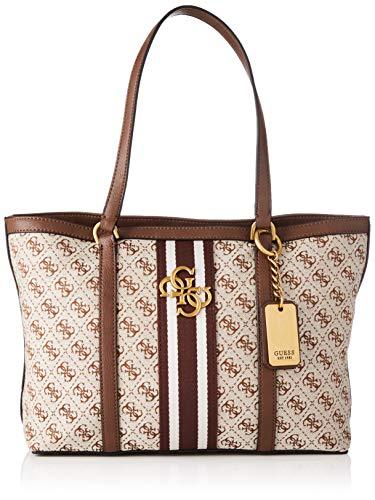 Guess - Vintage, Bolsos totes Mujer, Marrón Brown
