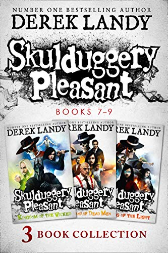 Skulduggery Pleasant: Books 7 – 9: The Darquesse Trilogy: Kingdom of the Wicked, Last Stand of Dead Men, The Dying of the Light (English Edition)