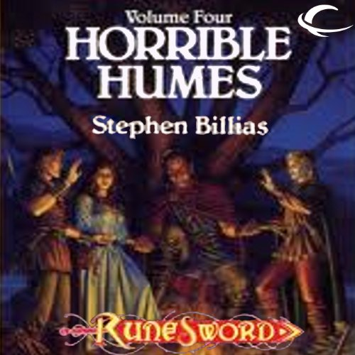 Horrible Humes cover art