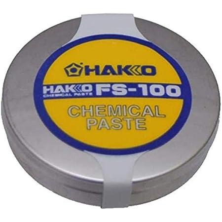 白光(HAKKO) こて先ポリッシャー ケミカルペースト FS100-01