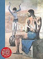 Picasso. Bleu et Rose (L'album) de Collectif auteurs