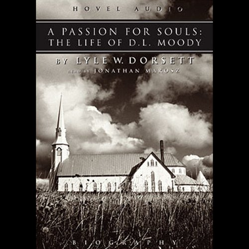 Passion for Souls audiobook cover art
