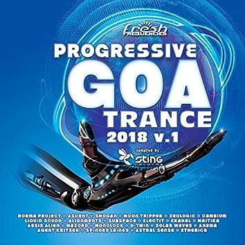 Progressive Goa Trance 2018, Vol. 1