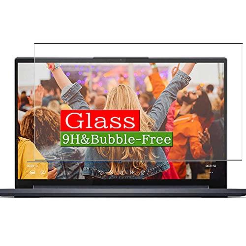 VacFun Vidrio Templado Protector de Pantalla, compatible con Lenovo Yoga 760 14' Visible Area Cristal Screen Protector (cobertura no completa/Not Funda Carcasa)
