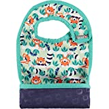 Close Pop-in 6plus Months Old Baby Dribble Baberos Unisex Impermeable Resistente...