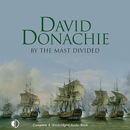 By the Mast Divided audiobook cover art
