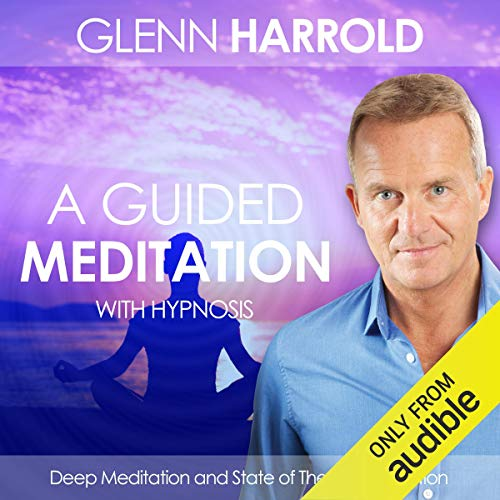 A Guided Meditation for Relaxation, Well-Being, and Healing cover art