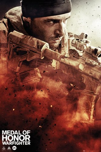 Medal of Honour - Warfighter Poster - 91.5x61cm