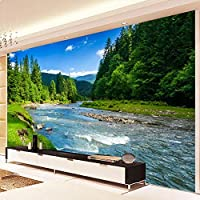 カスタム壁布3D自然風景写真壁画壁紙リビングルームの背景壁の装飾-200x140cm