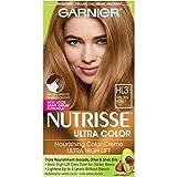 Garnier Nutrisse Ultra Color Nourishing Permanent Hair Color Cream, B3...