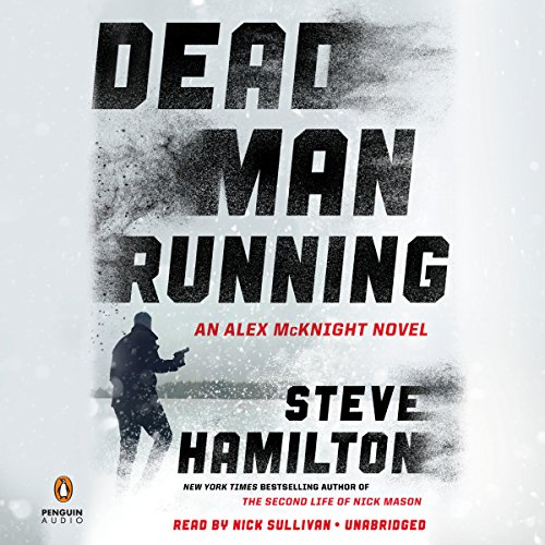 Dead Man Running audiobook cover art