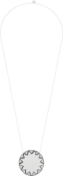 House of Harlow 1960 - Sunburst Pyramid Pendant Necklace