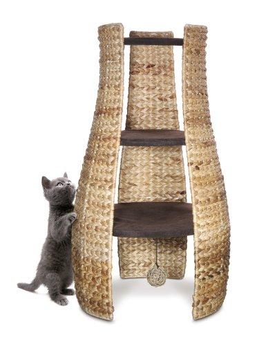 Catit Katzenmöbel aus Bananenblatt und Seegras. - 2