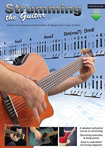 Strumming the Guitar: Guitar Strumming for Intermediate & Upward with Audio & Video