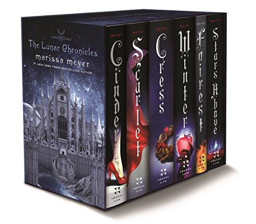 LUNAR CHRON BOXED SET (Lunar Chronicles)