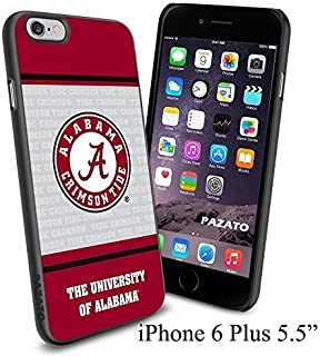 NCAA A THE UNIVERSITY OF ALABAMA , Cool iPhone 6 Plus (6+ , 5.5