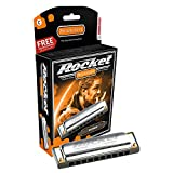 Hohner M2013BXB Rocket Harmonica, Key of B