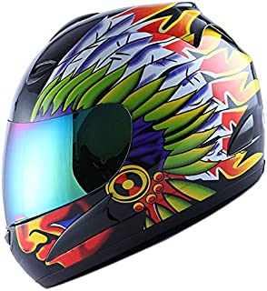 indian motorcycle full face helmet