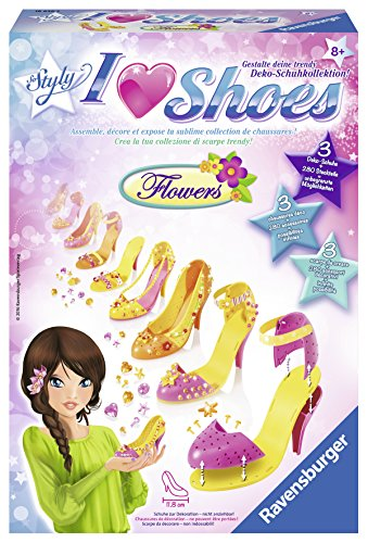 Ravensburger So Styly 18636 - I Love Shoes Flowers