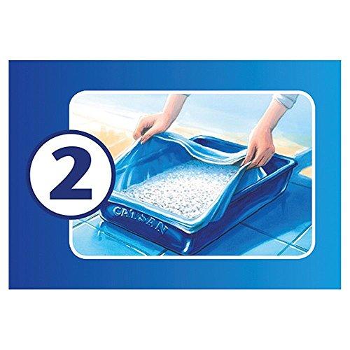 Catsan Smart-Pack 3-er Pack, (3×2 Packungen) - 3